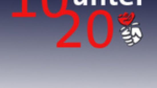 Logo 10 Unter 20
